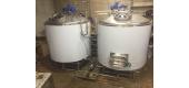 Пивоварня промышленная 300 литров за одну варку AISI 304 (ЦЕНА ПО ЗАПРОСУ).