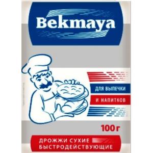 Спиртовые дрожжи Bekmaya (Бекмая) 100 гр.