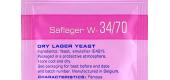 Пивные дрожжи Fermentis Saflager W-34/70 (Франция) 11,5 гр.