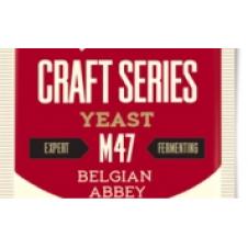 Купить для пива Пивные дрожжи Mangrove Belgian Abbey M47, 10 г.