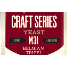 Купить для пива Пивные дрожжи Mangrove Belgian Tripel M31, 10 г.